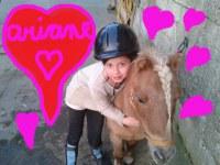 Pferd Arianne